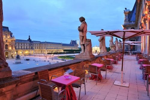 Le Café Richelieu, 93 rue de Rivoli, 75001 Paris
