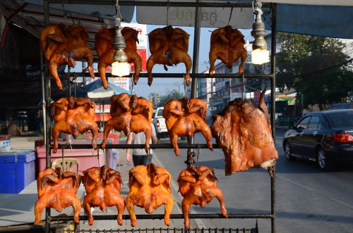 Nourriture Locale Thaïlande