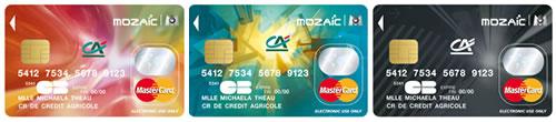 Carte M6 Mozaïc - Carte de paiement à l'étranger
