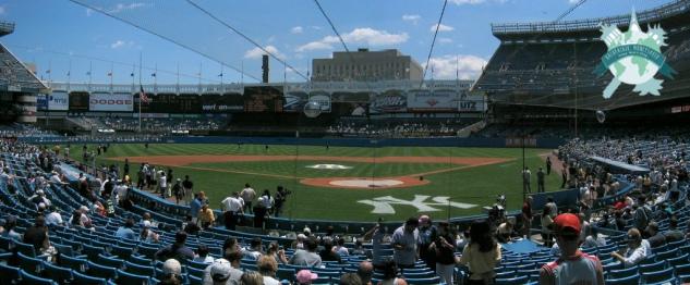 Les Yankees à New York - Yankee Stadium