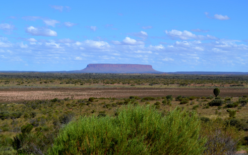 Mount Connor  - Australie Uluru