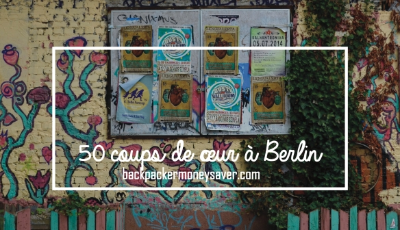 50 coups de cœur à Berlin