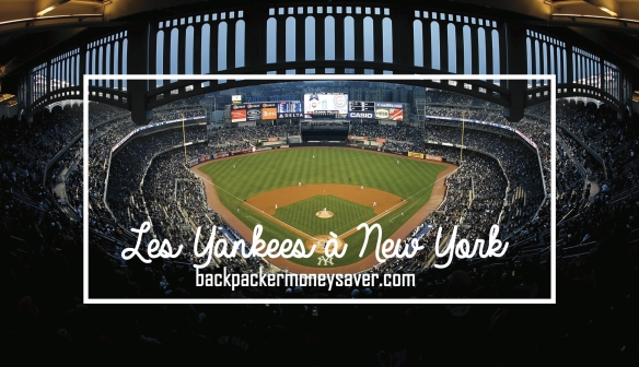 Les yankees a NYC