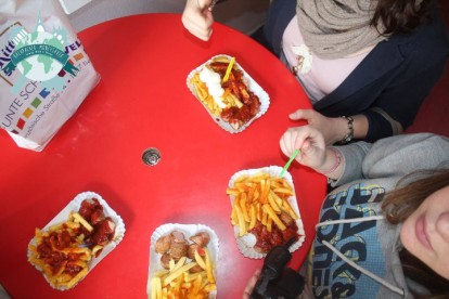 Manger une Currywurst chez Curry 36 - To-Do ou Must-Do-List : Nos 50 coups de cœur à Berlin
