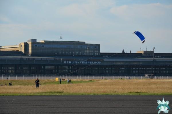 Berlin-Tempelhof : aéroport abandonné - Parc Allemagne - Réaménager