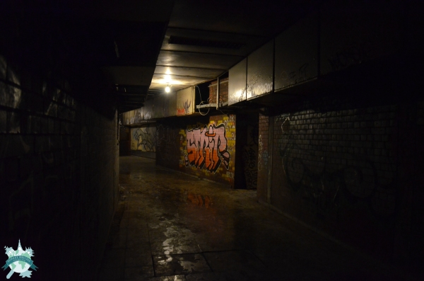 Abhörstation Teufelsberg, station d'espionnage américaine abandonné berlin Allemagne
