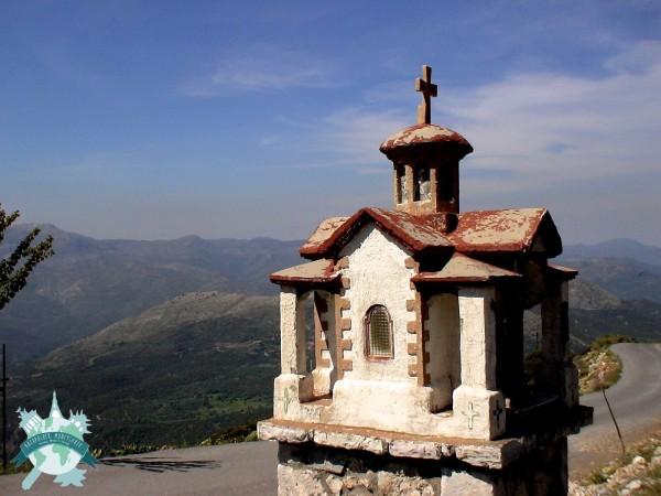 Maison des morts - Grèce Centrale