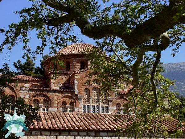 Grèce Centrale - Monastère d'Hosios Loukas