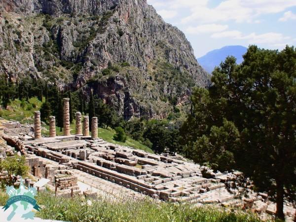 Temple d'Apollon - Grèce Centrale