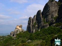 Grèce Centrale - Les Météores