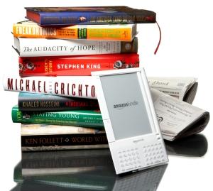 Remplacez vos livres par un E-Book