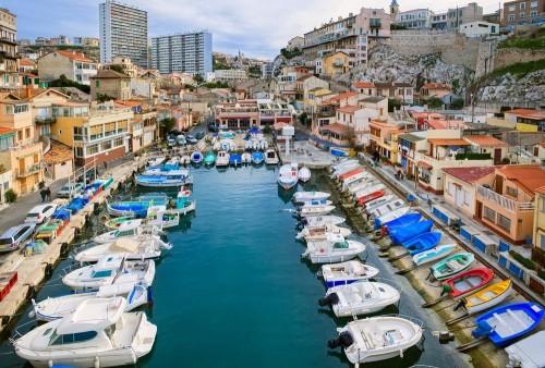 Marseille Port Bouillabaisse Meilleur Image