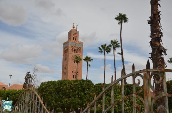 Koutoubia - Maroc - Marrakech