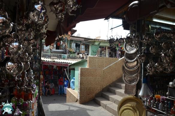 Marrakech Souk Road Trip Voyage