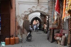 Maroc - Marrakech - Souk