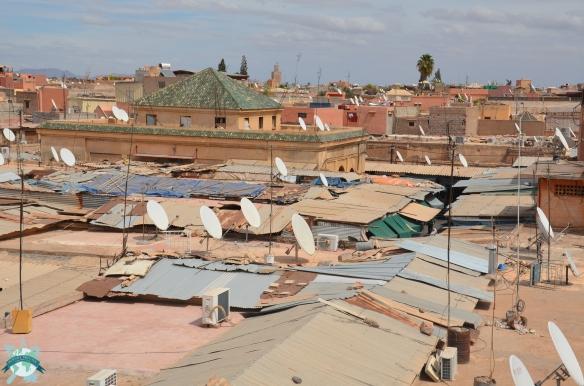 Bienvenue à Marrakech ! Maroc - Road Trip