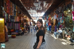 Maroc - Souk - Marrakech - Roadtrip