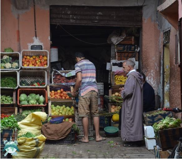 Maroc - Marrakeck Souk