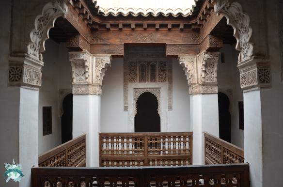 Médersa Ben Youssef - Maroc - Marrakech