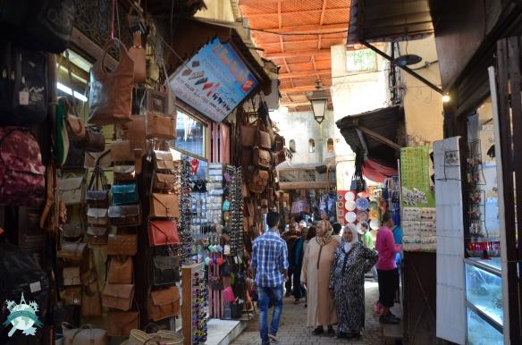 Medina Fès Maroc Europa Roadtrip Séjour