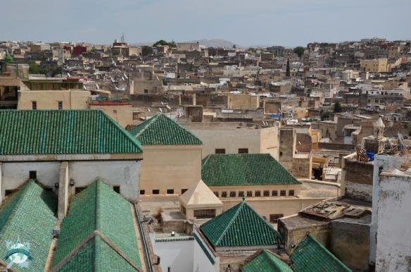 Medina Fès Maroc Voyage Séjour