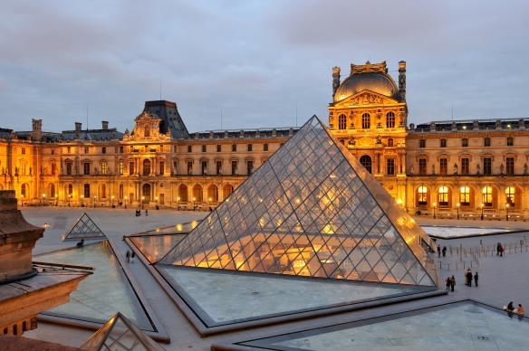 Le Louvre - Paris - Les musées les plus visités