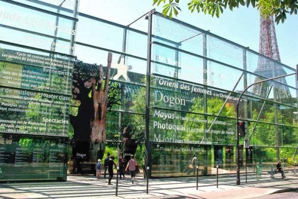 Top 5 des musées les plus visités à Paris - Musée du Quai Branly