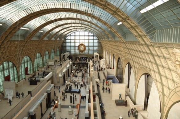 Musée d'Orsay - Top 5 des musées les plus visités à Paris