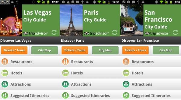 TripAdvisor - Nos 5 applications de voyage préférées !