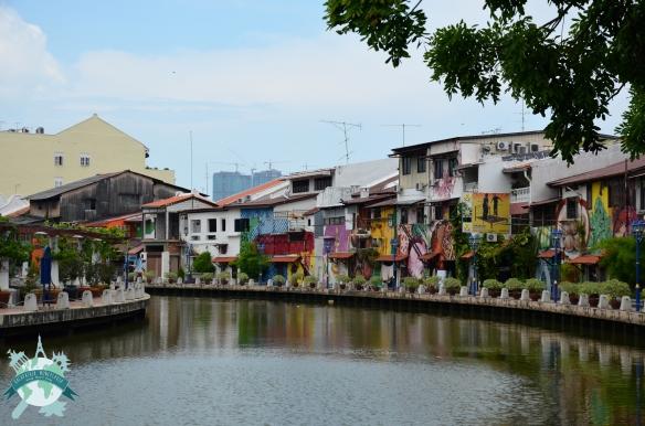 Malacca, un avant goût d'occident