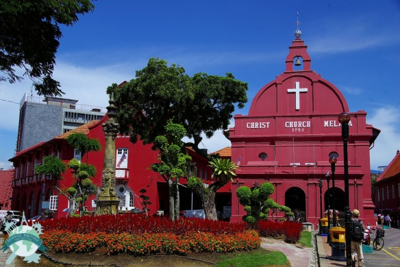 CHRIST CHURCH - Malacca