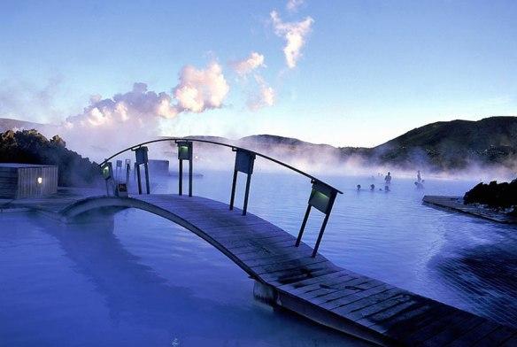 Blue Lagoon Resort in Grindavík, Islande