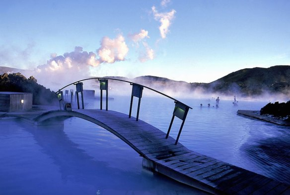 Blue Lagoon Resort in Grindavík, Islande
