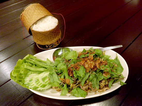 3. Lao Kitchen - Où manger local a Vientiane ?
