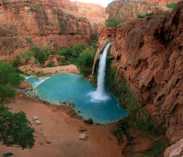Havasu Falls Supai, Arizona