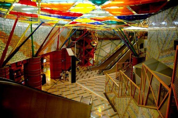 Olaias, Lisbonne, Portugal - Les cinq plus belles stations de métro d'Europe