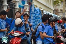 Un petit tour à pied dans le quartier de Dong Khoi  - Saigon l'extravagante,  alias Ho Chi Minh Ville