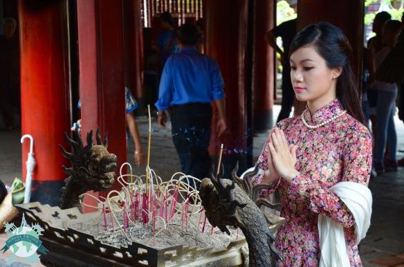 Saigon l'extravagante,  alias Ho Chi Minh Ville - La Pagode de l'Empereur de Jade