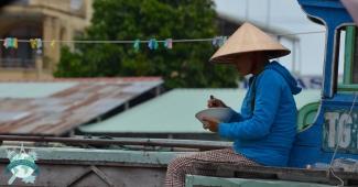 Cai Be et son marché flottant 2