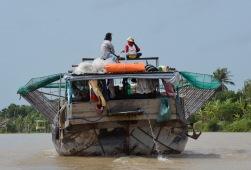 Cai Be et son marché flottant